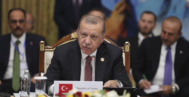 Ο Έρντογάν απομάκρυνε τον διοικητή της κεντρικής τράπεζας της Τουρκίας — ΣΚΑΪ (www.skai.gr)