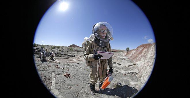 Στην έρημο της Γιούτα εκπαιδεύονται οι «γιατροί του διαστήματος» — ΣΚΑΪ (www.skai.gr)