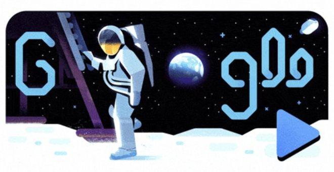 Αφιερωμένο στο «Apollo 11» το σημερινό doodle της Google — ΣΚΑΪ (www.skai.gr)