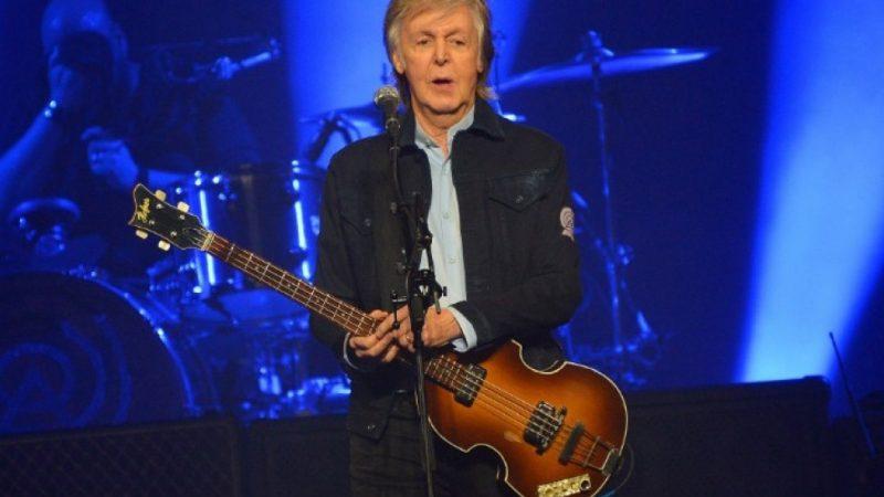 Ο Paul McCartney θα αποκαλύψει αθέατους στίχους των Beatles σε νέο βιβλίο